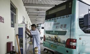 Xe buýt điện manh nha đe dọa ngành dầu mỏ
