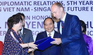 Tập đoàn TH thâm nhập thị trường Singapore và Đông Nam Á
