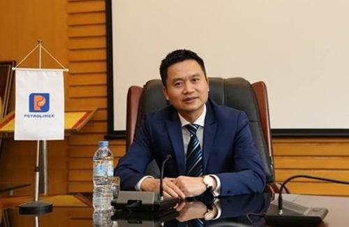 Ông Phạm Văn Thanh - tân Chủ tịch Petrolimex.