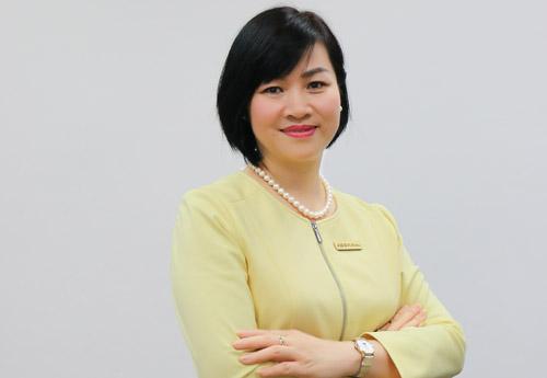 Tân CEO Nguyễn Mai Hoa. Ảnh: PV.
