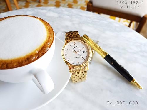 Đăng Quang Watch giảm 10% toàn bộ đồng hồ chính hãng - 5