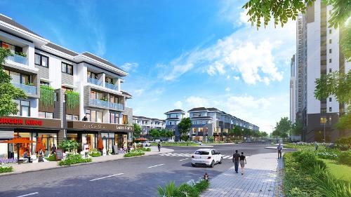 Không gian sống xanh tại khu đô thị Lavila Đông Sài Gòn
