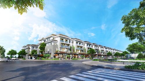 Không gian sống xanh tại khu đô thị Lavila Đông Sài Gòn - 1