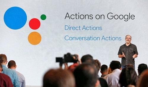 Google sẵn sàng rót vốn cho các dự án startup có sử dụng Trợ lí ảo