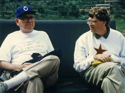 Warren Buffett và Bill Gates đã là bạn bè gần 30 năm qua. Ảnh: Gates Notes