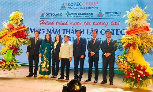 Chặng đường 25 năm phát triển của CotecGroup