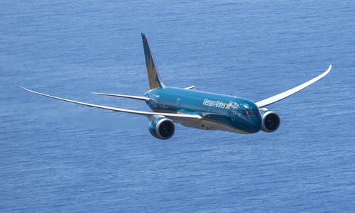 Vietnam Airlines đặt mục tiêu khai thác98 tàu bay vào cuối năm 2018.