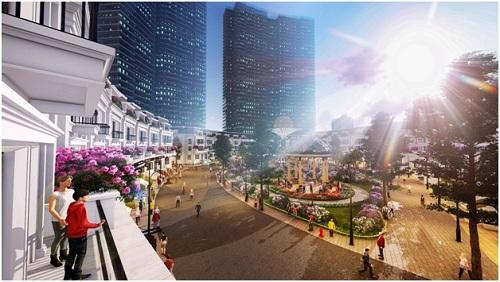Khi đưa vào hoạt động, dự kiến chuỗi nhà phố thương mại Shophouse Sunshine City sẽ trở thành khu trung tâm kinh doanh sầm uất thu hút tệp khách hàng thượng lưu ngay tại Ciputra và khu vực hồ Tây.