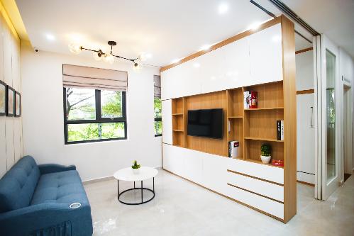 Saigon Intela là khu căn hộ thông minh theo tiêu chuẩn 4.0. Thông tin liên hệ: Hotline LDG Group: 0938 460 560. Đơn vị phát triển kinh doanh: Cenland, hotline 0947 83 03 83; website:www.saigonintela.vn