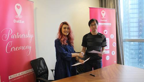 Dateat và TalkTV chính thức trở thành đối tác thân thiết.