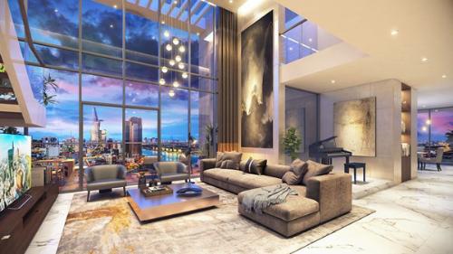 Là dự án chiến lược của Phát Đạt, Millennium hướng đến xây dựng không gian sống hạng sang giữa vùng lõi đô thị tại TP HCM.