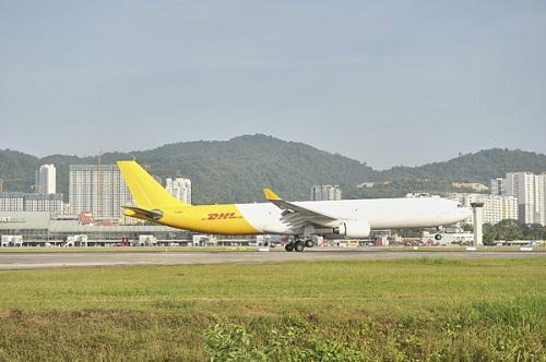 DHL Express mua máy bay phục vụ thị trường châu Á Thái Bình Dương