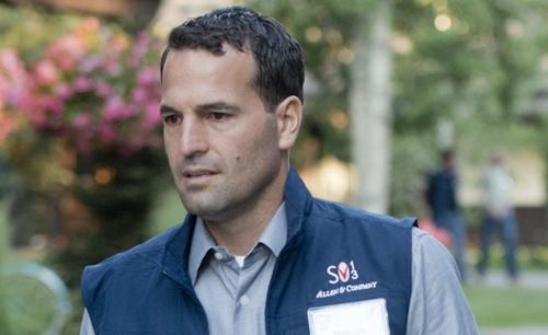 CEO Xapo - Wences Casares rất tin tưởng vào Bitcoin. Ảnh: Bloomberg