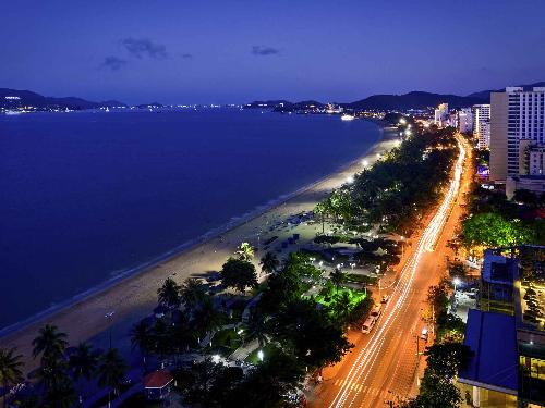 Con đường Trần Phú đã được quy hoạch từ hơn 100 năm trước.