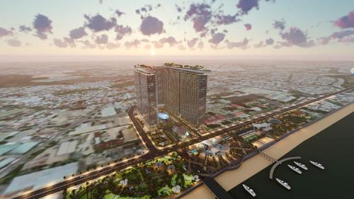 Integrated Resort, mô hình nghỉ dưỡng phức hợp đẳng cấp 5 sao có mặt tại dự án Sunshine Marina Nha Trang Bay.