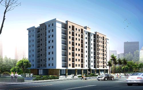 Dự án nhà ở xã hội P.H Center Hưng Yên.