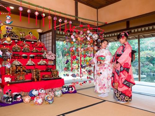Những thiên thần nhỏ xinh tươi, hồn nhiên trong các hoạt động của ngày hội Kodomo no hi.