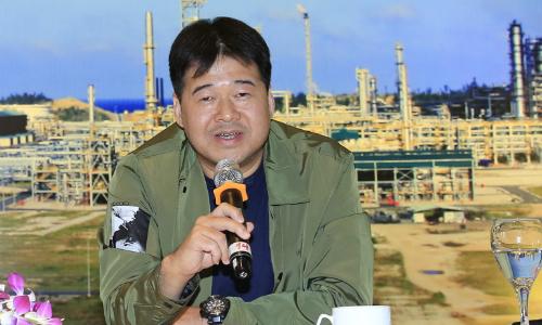 Ông Nguyễn Hoài Giang - cựu Chủ tịch HĐTV Công ty TNHH MTV Lọc hóa dầu Bình Sơn.