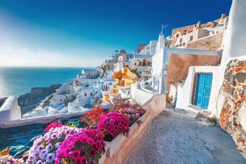 Hy Lạp là một trong các quốc gia có chương trình đầu tư nhận thẻ xanh.