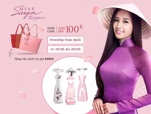 Shop VnExpress là sàn thương mại điện tử phân phối độc quyền sản phẩm nước hoa thương hiệu Miss Saigon.