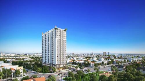 Thị trường căn hộ tầm trung tại khu Tây Sài Gòn