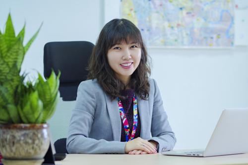Bà Summer Gao - CEO của TCL Việt Nam.