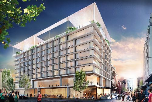 Đầu tư bất động sản thương mại tại Mỹ với Portland Proper Hotel - nơi giấc mơ Mỹ trở thành hiện thực (bài xin hỗ trợ, có lấy Edit)