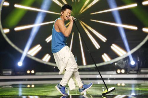 Màn trình diễn của Trọng Hiếu Idol hứa hẹn sẽ bùng nổ khán giả Hà Nội.