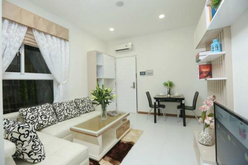 Chủ đầu tư Nhà Mơ tận dụng tối đa từng m2 diện tích để thiết kế nên không gian hợp lý, phù hợp với các thành viên trong gia đình.