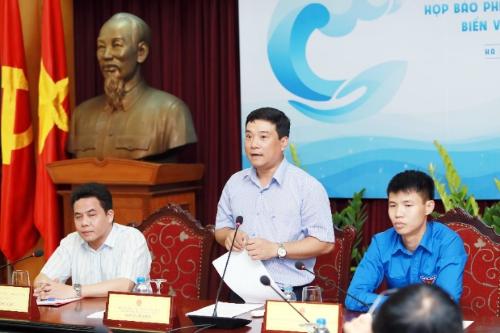 Bia Hà Nội chung tay thực hiện chiến dịch Biển Việt Nam xanh