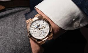 Đồng hồ xa xỉ dành cho người ưa xê dịch của Vacheron Constantin