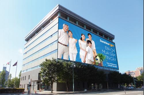 Sắp khai trương siêu thị đầu tiên trong dự án Sunshine Palace