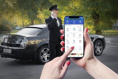 Sunshine Cab định vị theo đúng chuẩn hotel-like service từ các dòng xe được sử dụng đến thái độ chuyên nghiệp của những tài xế.