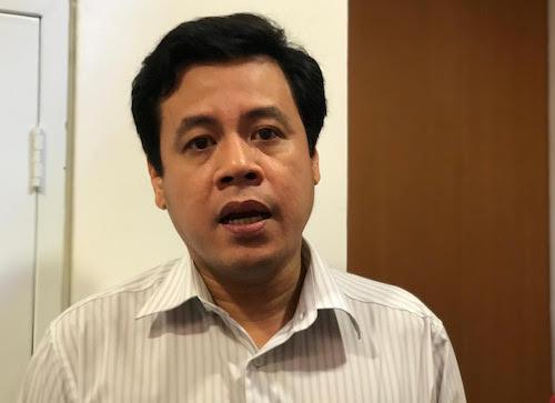 Ông Nguyễn Anh Tuấn - Viện trưởng Viện Kinh tế và phát triển TP HCM. Ảnh: HT