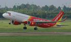 Một triệu vé máy bay Vietjet giá từ 0 đồng