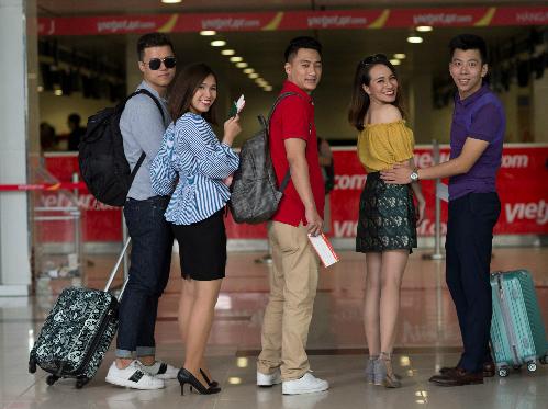 Các dịch vụ tiện ích sẽ mang đến nhiều trải nghiệm thú vị cho hành khách trên các chuyến bay Vietjet.