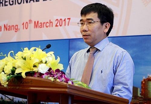 Ông Lê Xuân Huyên - Chủ tịch HĐTV Lọc hóa dầu Bình Sơn.