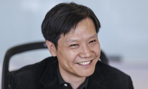 Lei Jun - chủ tịch, kiêm CEO Xiaomi có thể trở thành người giàu nhất Trung Quốc. Ảnh: Bloomberg.