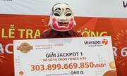Người trúng Jackpot 300 tỷ đồng nói gì khi nhận giải?