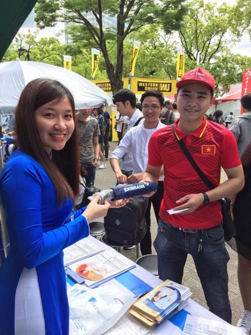 Lễ hội Việt Nam tại Nhật Bản lần thứ 11 thu hút gần 200.000 lượt khách tham quan, là kênh quảng bá sản phẩm hiệu quả.