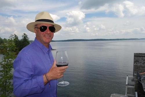 Kevin OLeary lànhà đầu tư và triệu phú nổi tiếng thế giới. Ảnh:Kevin OLeary