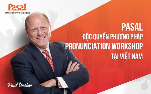 Các bài học trong bộ tài liệu Pronunciation Workshop của GS. Paul Gruber giúp người Việt rèn luyện cách phát âm tiếng Anh chuẩn.