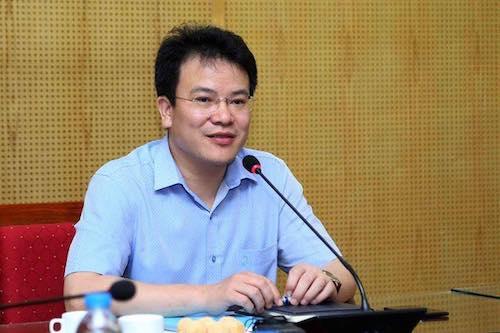 Ông Trần Quốc Phương - Vụ trưởng Vụ Tổng hợp kinh tế quốc dân (Bộ Kế hoạch & Đầu tư). Ảnh: P.Anh