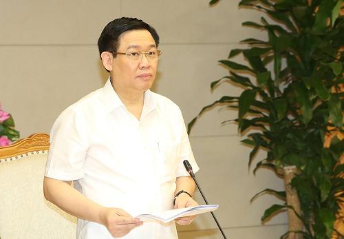 Phó thủ tướng cho rằng việc chậm tiến độ với đầu tư công không nằm ở Luật mà chủ yếu ở khâu thực hiện.