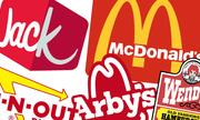 Lý do logo các hãng thức ăn nhanh thường có màu đỏ