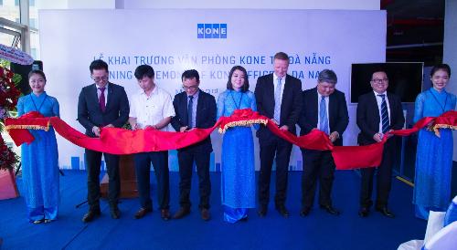 KONE Việt Nam khai trương văn phòng tại Đà Nẵng - 1