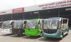 Hệ thống xe điện Đại Phát Tín tham dự triển lãm Sài Gòn Autotech