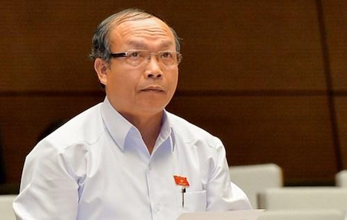Ông Đinh Duy Vượt - đại biểu Quốc hội tỉnh Gia Lai. Ảnh: Quốc hội
