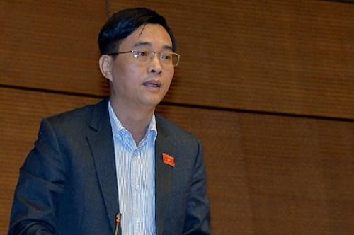 Ông Hoàng Quang Hàm - Uỷ viên thường trực Uỷ ban Tài chính ngân sách của Quốc hội. Ảnh: Q.H