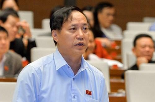 Ông Nguyễn Mai Bộ - đại biểu Quốc hội tỉnh An Giang. Ảnh: Quốc hội